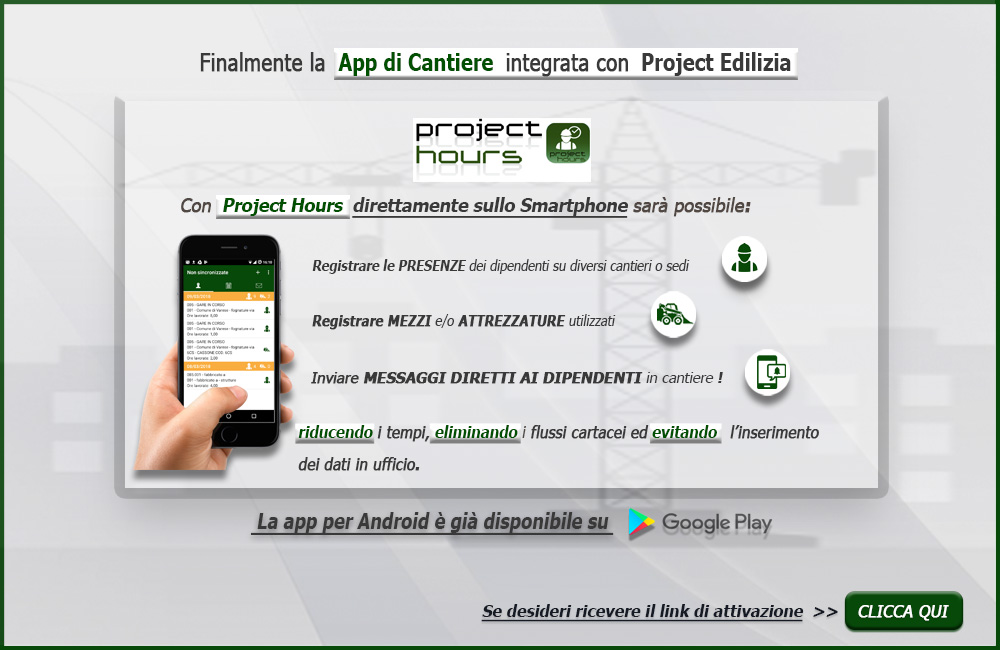 ProjectHours news